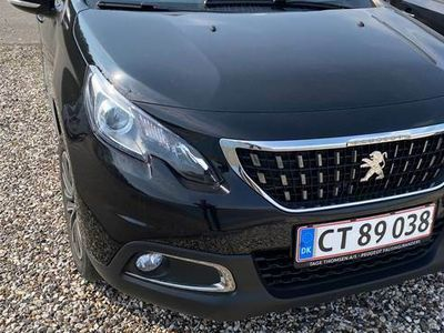 brugt Peugeot 2008 1,2