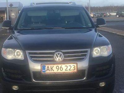 usado VW Touareg V10