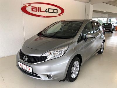 used Nissan Note 1,2 Acenta Plus 80HK 5d