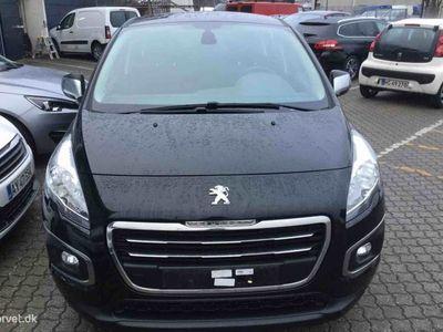 brugt Peugeot 3008 1,6 HDI Motion+ 114HK 6g
