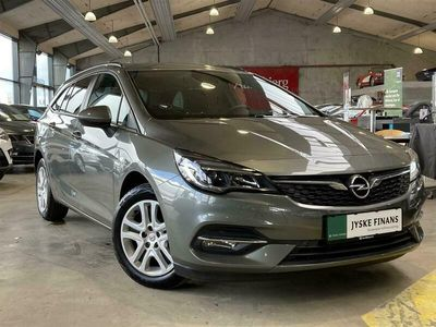 brugt Opel Astra Sports Tourer 1,5 Turbo Edition+ 105HK Stc 6g