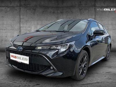 brugt Toyota Corolla Touring Sports 1,8 B/EL H3 E-CVT 122HK Stc 6g Aut.