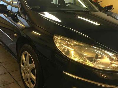 brugt Peugeot 407 1,6 HDI 1,6