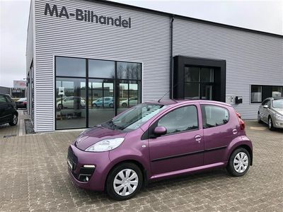 used Peugeot 107 1,0 Active 68HK 5d