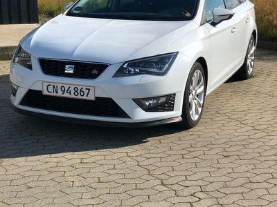 brugt Seat Leon ST 1.4 TSI 150 HK ACT 110 kw ST. CAR DSG7