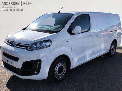 brugt Citroën Jumpy L3 2,0 Blue HDi Proffline 120HK Van 6g