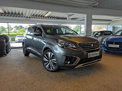 brugt Peugeot 5008 1,5 BlueHDi Allure EAT8 130HK 5d 8g Aut.