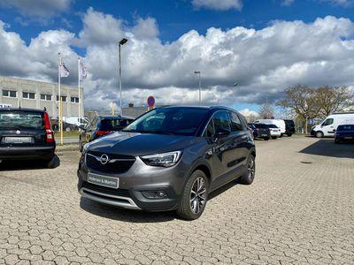brugt Opel Crossland X 1,2 T Sport Start/Stop 110HK 5d 6g