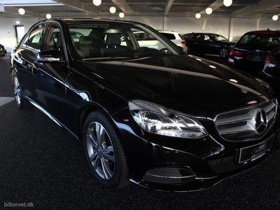 brugt Mercedes E220 1 CDI 170HK 7g Aut.