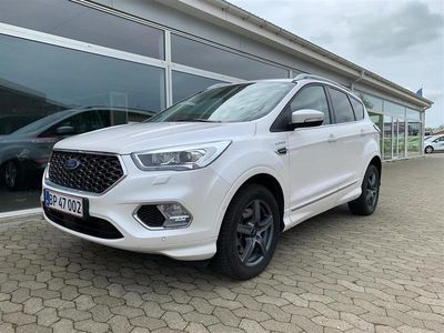 brugt Ford Kuga 2,0 TDCi Vignale Attack AWD 180HK 5d 6g Aut.