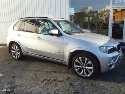 brugt BMW X5 30D 3,0 D 4x4 235HK 5d 6g Aut.