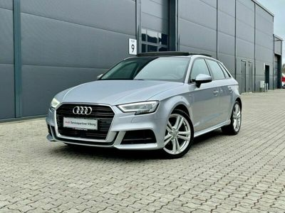 brugt Audi A3 Sportback 35 TDi Limited+