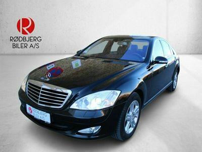 brugt Mercedes S320 3,0 CDi aut.