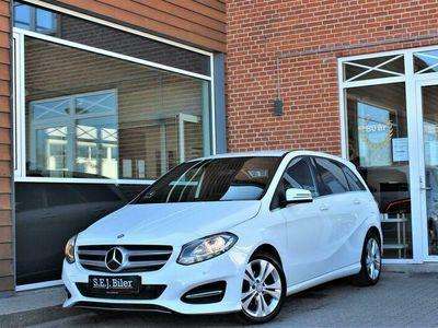brugt Mercedes B180 d 1,5 CDI Business 109HK Van A+