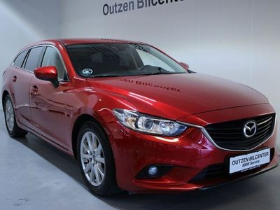 brugt Mazda 6 2,0 Sky-G 145 Core Business stc.