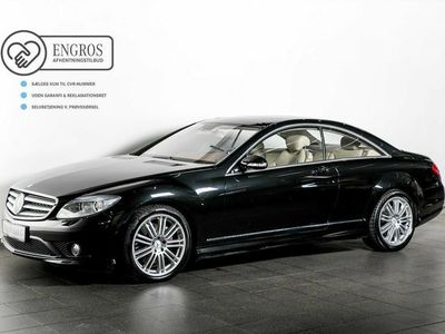 used Mercedes CL500 5,5 V8 aut.