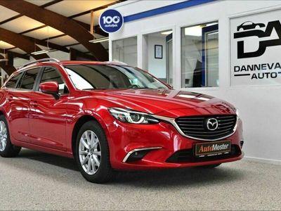 brugt Mazda 6 Sky-G 165 Vision stc. aut.