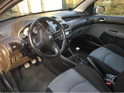 brugt Peugeot 206 CC 2,0 S16