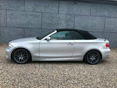 käytetty BMW 125 Cabriolet i 3,0