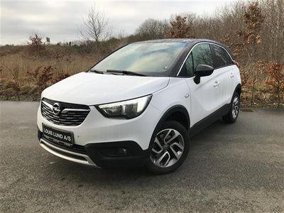 brugt Opel Crossland X 1,2 T Innovation Start/Stop 110HK 5d 6g Aut.