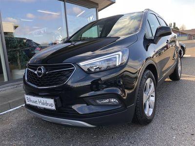 käytetty Opel Mokka X 1,6 CDTI Enjoy Start/Stop 110HK 5d 6g
