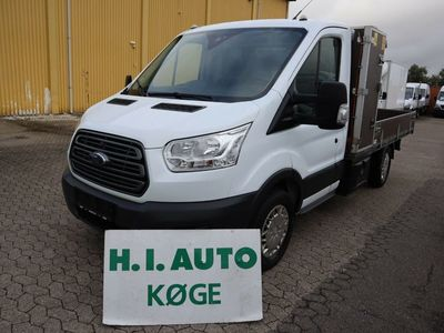 brugt Ford Transit 350 L3 Chassis 2,2 TDCi 125 Trend H1 RWD