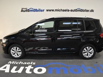 usado VW Touran 2,0 TDi 150 Sound BMT
