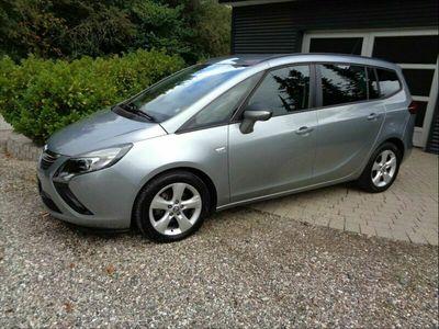 brugt Opel Zafira Tourer T 120 Enjoy eco