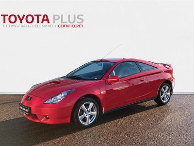 brugt Toyota Celica 1,8 143HK 3d 6g D