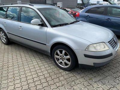brugt VW Passat Variant 1,6 102HK Stc