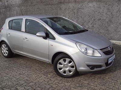 brugt Opel Corsa 1,4 Twinport edition 100+ 90HK 3d