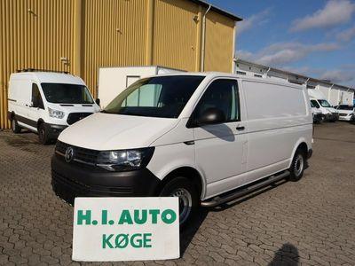 brugt VW Transporter 2,0 TDi 84 Kassevogn lang