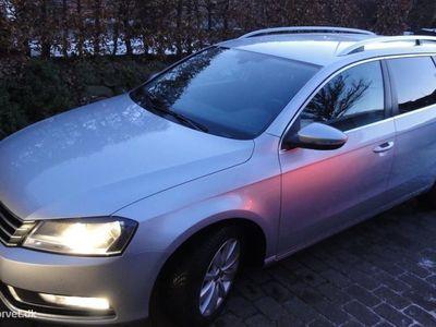 brugt VW Passat Variant 2,0 blueMotion TDI Highline 140HK Stc 6g Aut.