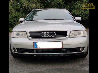 brugt Audi A4 1,8t quattro avant B5
