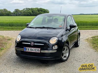 brugt Fiat 500 Fiat 500