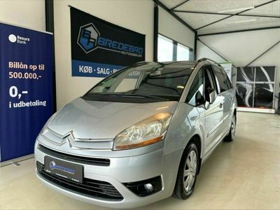 brugt Citroën Grand C4 Picasso HDi 110 7prs