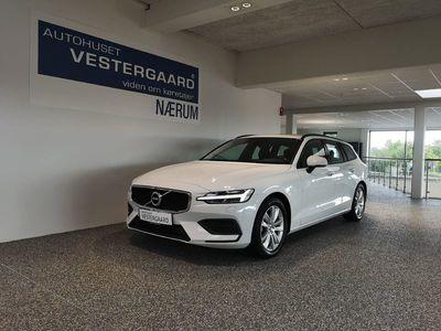 brugt Volvo V60 2,0 D4 Momentum 190HK Stc 6g