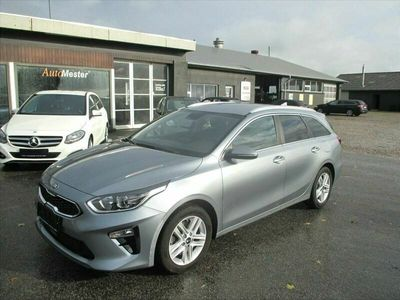 brugt Kia cee'd CRDi 136 Intro Edition SW DCT