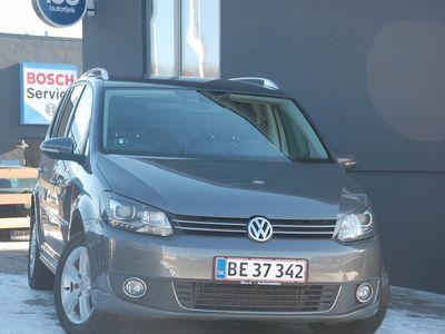 brugt VW Touran 2,0 TDi 177 Highline DSG