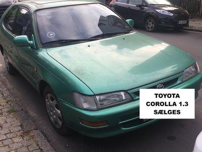 brugt Toyota Corolla 1.3 86 HK