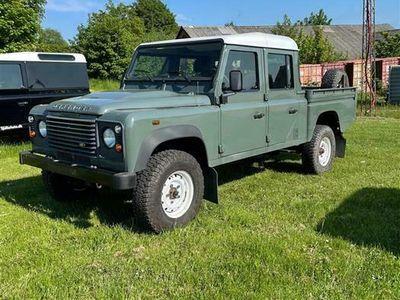 brugt Land Rover Defender 2,5 122HK Msk.Vogn-Lad