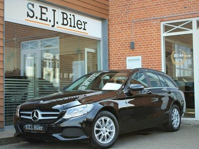 brugt Mercedes C200 2,0 stc. 184HK aut 5d