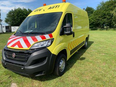 brugt Fiat Ducato 30 L2H2 2,3 MJT Professional 140HK Van 6g