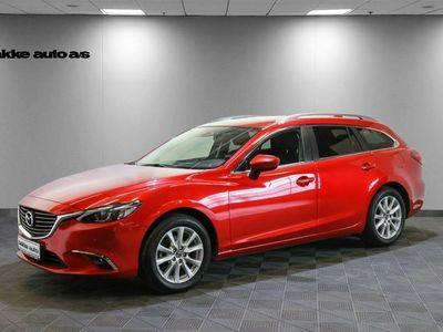 gebraucht Mazda 6 2,0 Sky-G 165 Vision stc.