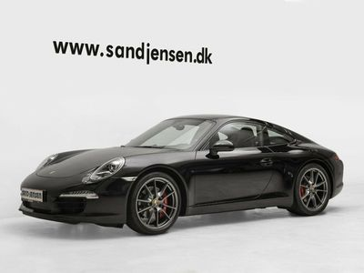 used Porsche 911 Carrera S 3,8 Coupé