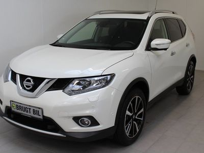 brugt Nissan X-Trail dCi 130 Acenta X-tr. 7prs