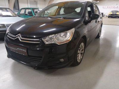 brugt Citroën C4 1,6 HDi 92 Seduction