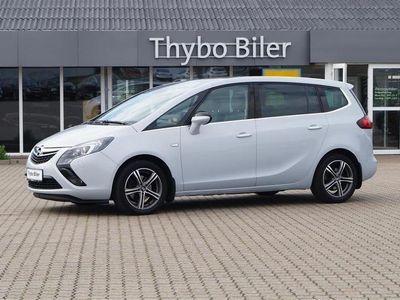 brugt Opel Zafira 2,0 CDTI Cosmo 130HK 6g