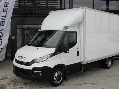 brugt Iveco Daily 35C16 4100mm 2,3 D Boks/lift 156HK Ladv./Chas.