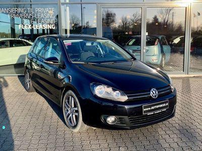 brugt VW Golf VI 2,0 TDi 140 Comfortline DSG